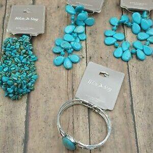 White Stag Jewelry - White stag bracelet set
